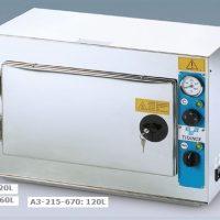 sterilizator cu aer uscat Pasteur Electric 60l