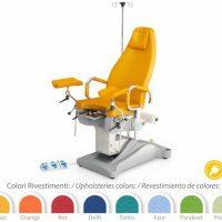 Fotoliu ginecologic AP4010 culori