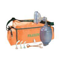 Set resuscitare PVC cu geanta