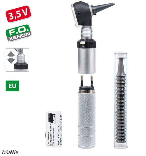Otoscop Combilight FO30 incarcare retea