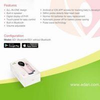 Doppler fetal SD1