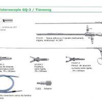 Set histeroscopie GQ-3